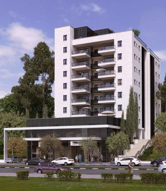 להפליא דירות חדשות בחדרה - החל מ 1,350,000 ₪ WQ-24